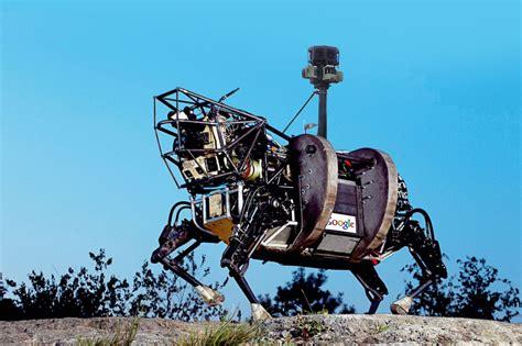 boston dynamics big s drive into robotics should concern us all