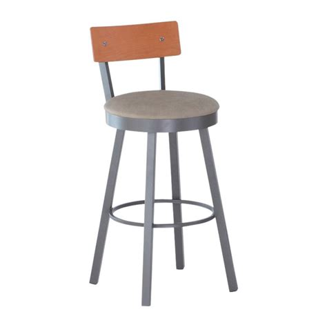 34 Inch Bar Stool Amisco 34 Inch Swivel Bar Stool At Hayneedle