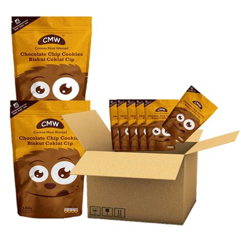 video biskut chip most produk biskut cip coklat cookies most wanted cmw
