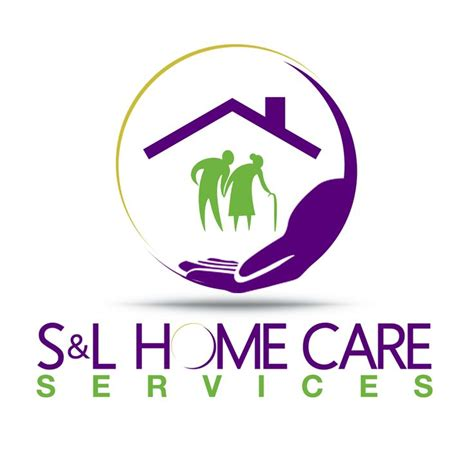 logo for home healthcare agency portfolio logo design