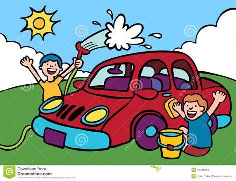 car wash royalty  stock image image