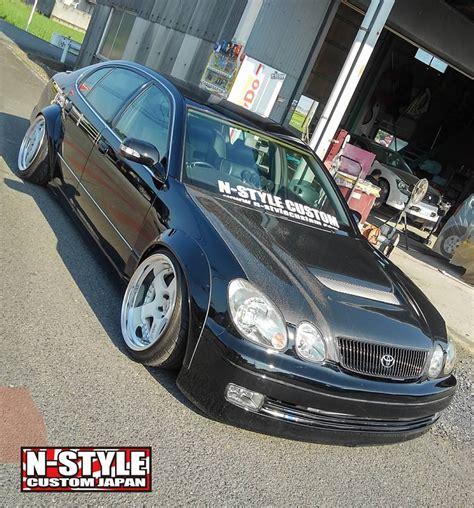 custom lexus gs300 n style custom lexus gs300 fender flares n style custom