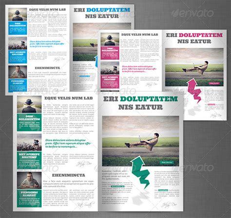 newsletter layout indesign 10 best indesign newsletter templates design freebies