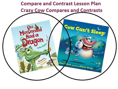 picture books to teach compare and contrast 1000 images about comparing and contrasting on