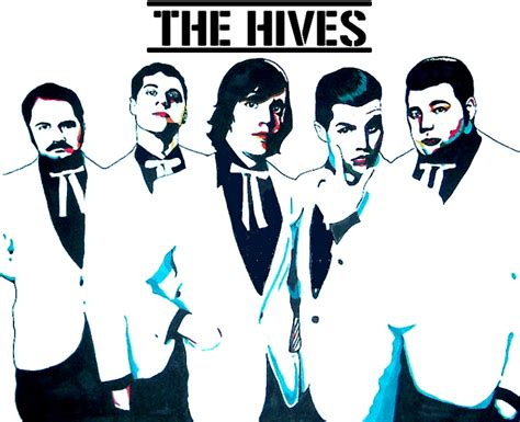 Cd The Hives Your New Favourite Band Digi Obi your new favourite band by lubyelfears on deviantart