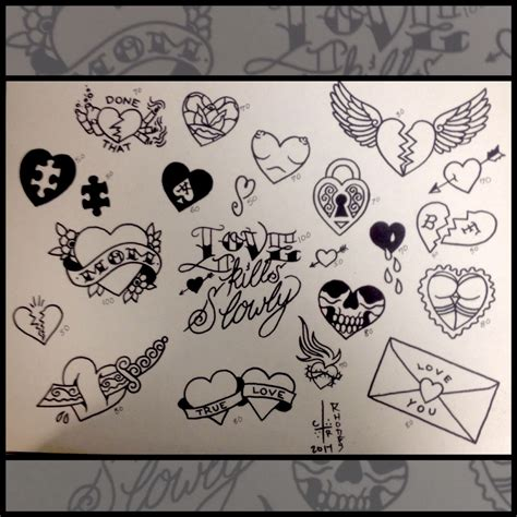 valentine tattoo made this brilliant s day flash in lodi