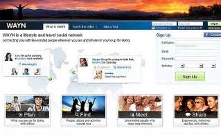 How To Find Friends And Influence Website Of The Week Wayn Daily Mail