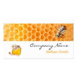 bee business cards honey bee business cards templates zazzle