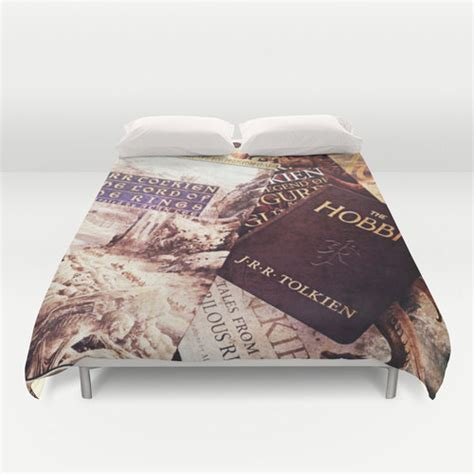 lord of the rings bedding tolkien books comforter or duvet hobbit lord of the rings