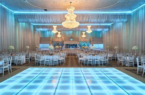 Event Banquet Hall Venue for Rent Near N. Hollywood Van