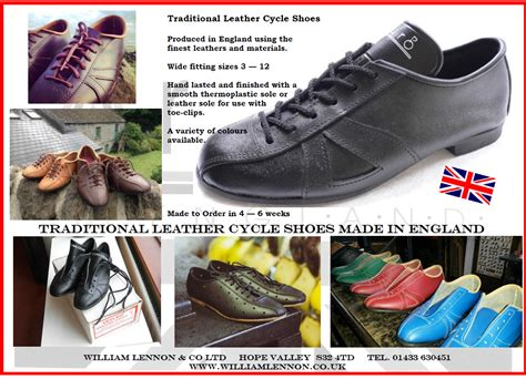 Handmade Cycling Shoes - the retrogrouch handmade leather cycling shoes
