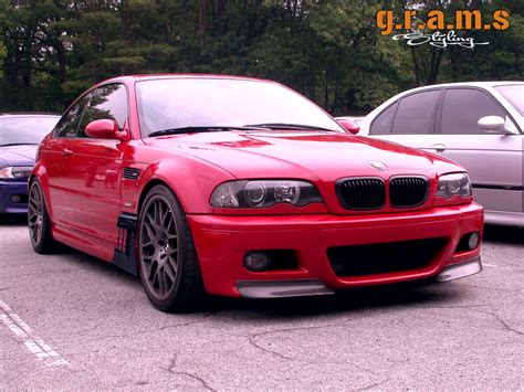red bmw e46 e46 side diverters gramsstyling co uk