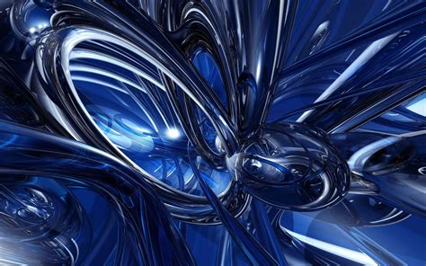 abstract blue wallpapers wallpaper cave