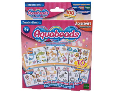 Time4toys Aquabeads Aquabeads Template Sheets Set