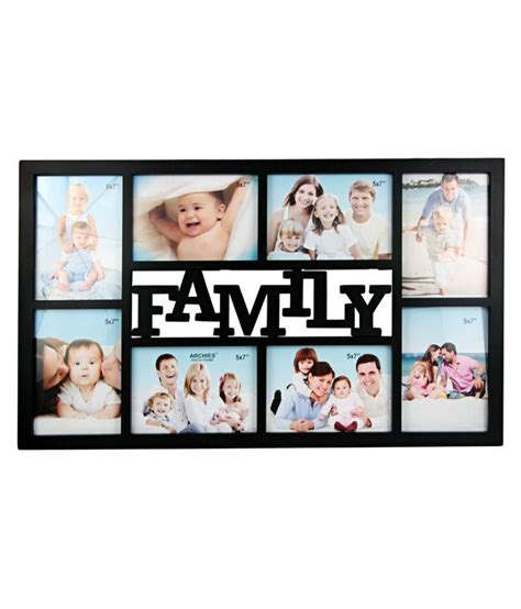 Frame G04 Is archies wall clock with photo frames