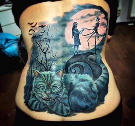 pinterest tattoo alice in wonderland alice in wonderland back tattoo fx makeup pinterest