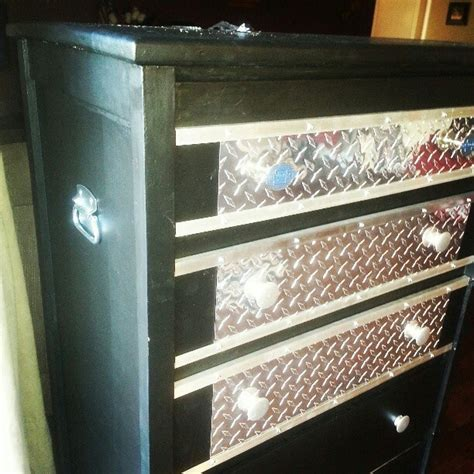 Tool Box Dresser by Tool Box Dresser Averys Room