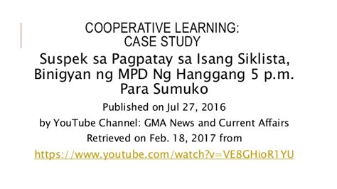Cooperative Learning By Miftahul Huda Mpd media and information literacy mil 11 media