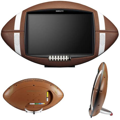 28 hannspree football lcd tv