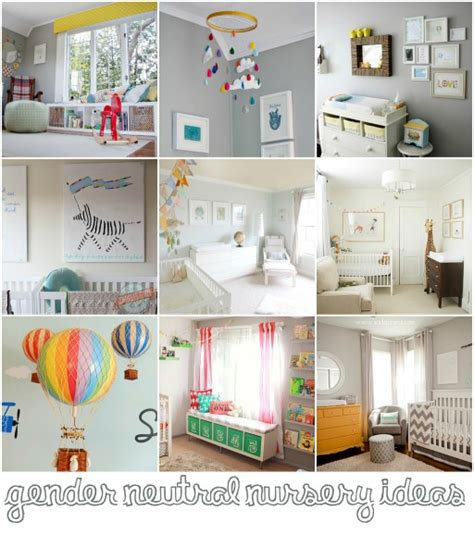 Nursery Decor Ideas Neutral Gender Neutral Nursery Decor Inspiration