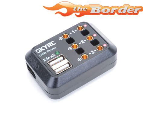 Skyrc Power With Usb Port Sk 600009 02 skyrc dc power distributor 3x 12v 2x 2 1a usb xt60 600114 03