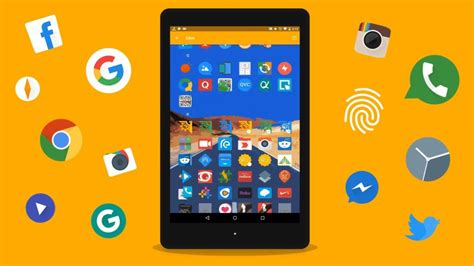 icon packs for android 7 best high quality icon packs themes for android