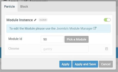 layout manager joomla gantry 5 particles atoms and the layout manager