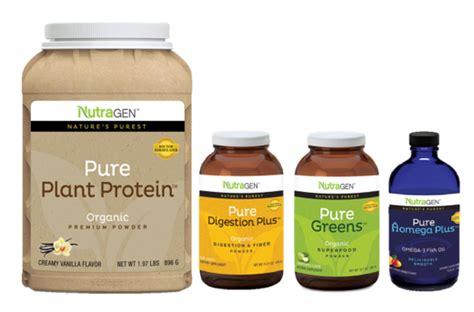 Nutragen Detox by S 28 Great Days Package Cambiati Wellness Programs