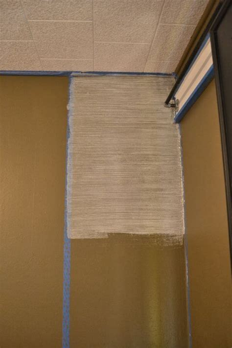Painting Kitchen Cabinets Blue Trying My Hand At Faux Grasscloth Painted Walls Paint