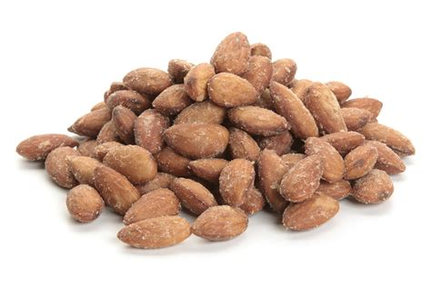 honey roasted almonds 10 pound