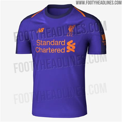 liverpool kit new liverpool kit liverpool fc shirt uksoccershop liverpool 18 19 away kit release date leaked footy