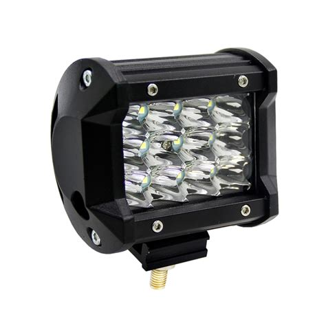 ip67 led lights 4 inch three rows led light bar modified road lights
