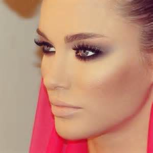 Makeup for a glamorous lohri night look zuri