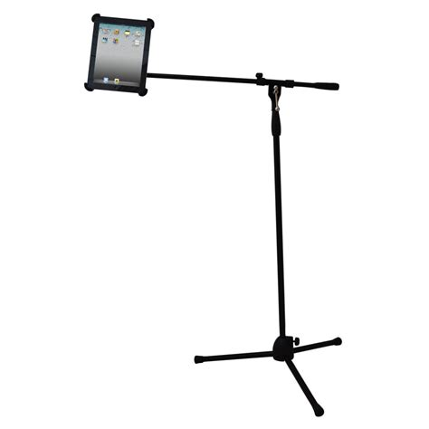 How To Redeem Amazon Gift Card On Ipad - amazon com pyle pro pmkspad1 multimedia microphone stand with adapter for ipad 2