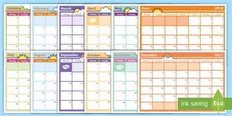 monthly planning calendar template 2018 monthly calendar planning template monthly calendar