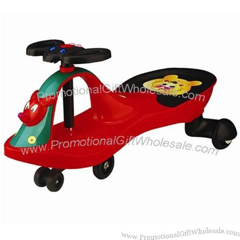 swing car toy promotional plastic toy swing car gift 490773259
