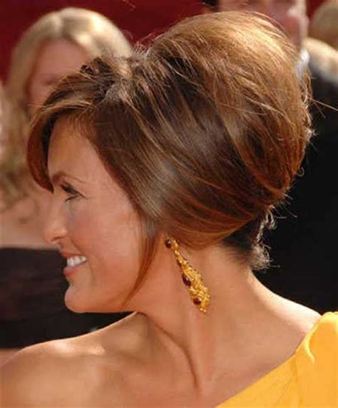 mariska hargitay short hairstyles front and back views celebrity short hairstyles 2013 short hairstyles 2017