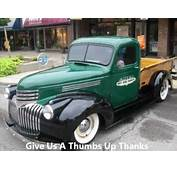 46 Chevy Pick Up Truck Very Nice  YouTube