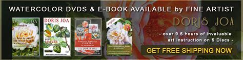 best watercolor tutorial dvd art lessons and demonstrations for better paintings