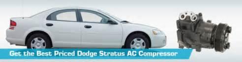 dodge stratus ac compressor air conditioning