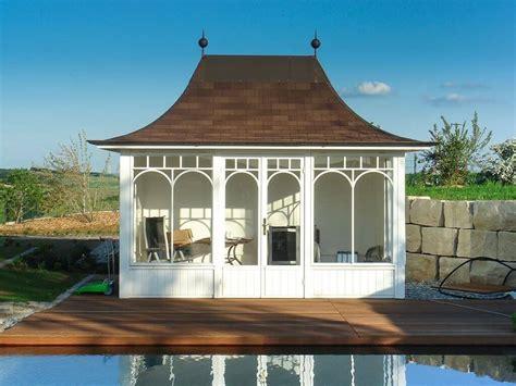hochwertige pavillons gartenpavillons woga handgefertigte holzpavillons