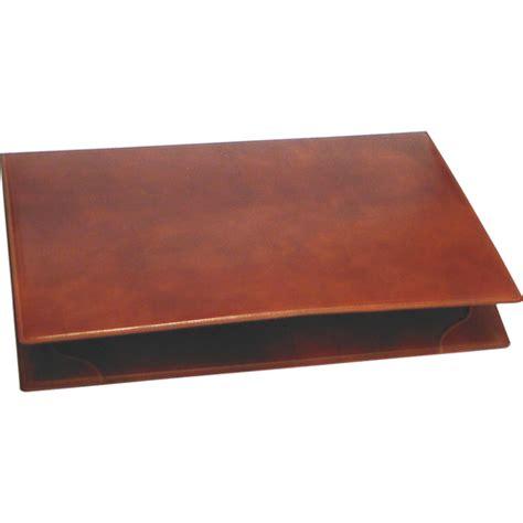 sottomano scrivania set scrivania per ufficio in cuoio quot bambule quot la
