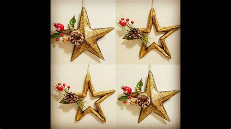 c 243 mo hacer estrellas de navidad reciclando cart 243 n