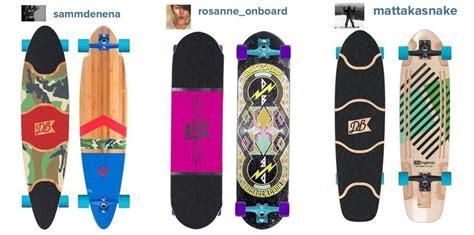 Longboard Giveaway - custom longboard contest update start liking db longboards