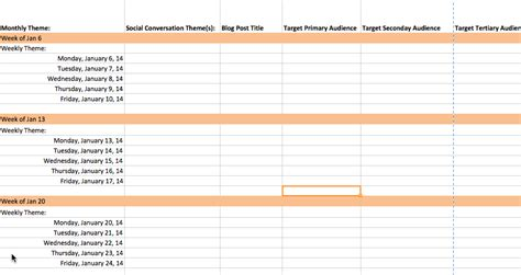 content marketing calendar template business for you content marketing editorial calendar