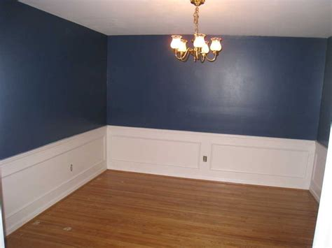 Blue Wainscoting by Wainscoting Home Depot With Blue Walls Possible Bedroom