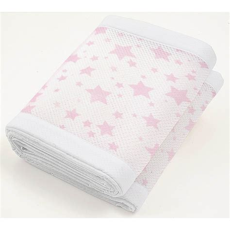 breathable baby mesh crib liner breathable baby mesh crib liner twinkle twinkle pink