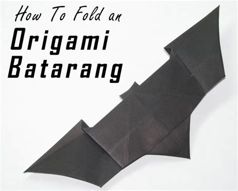 Origami Batman Batarang - 117 best bad board images on photos