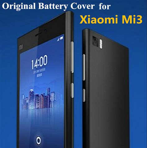 Home Sim Xiaomi Mi3 Mi 3 Simtray Xiaomi Mi3 original new battery door back rear cover for xiaomi mi3 housing with buttons sim card tray