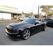 Ford Mustang To GT500 Conversion Kit W/ Mamba Hood 2010